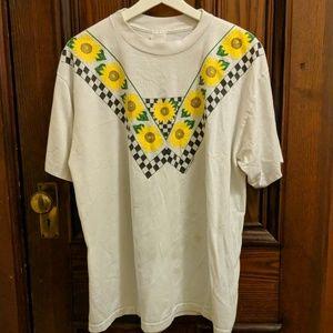 Vintage Sunflower t-shirt 🌻 kitsch